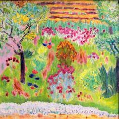 Pierre Bonnard (French, 1867-1947). Meadow in Bloom.