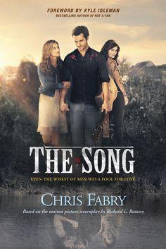 Chris Fabry - The Song / #awordfromJoJo #ChristianFiction #CleanRomance #ChrisFabry