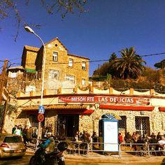 Mesón Las Delicias - Traditional food, Andalusian tapas - Muhlberg 1, 08024 Barcelona