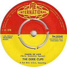 "THE CHAPEL OF LOVE VINYL 7""[7N25245] 1964... PYE INTERNATIONAL http://www.amazon.co.uk/dp/B00OAA60CS/ref=cm_sw_r_pi_dp_MxKnub0G2X7RZ"