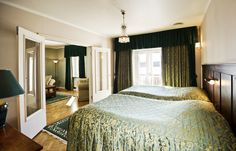 Von Knorring Suite 46 Päälinnassa - Von Knorring Suite 46 at the Main Building. #vanajanlinna #hotel #accommodation #suite