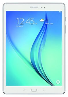 Samsung Galaxy Tab A 9.7-Inch Tablet (16 GB, White) - Samsung Galaxy Tab A SM-T550NZWAXAR 9.7 inch 1.5 GHz, 16GB, Android 5.0 Lollipop Tablet, White. Keep All Your Samsung Devices In Sync. Connecting your Samsung devices is easier than ever. With Samsung Side Sync 3.0 and Quick Connect, you can share content and work effortlessly between your... - http://buytrusts.com/giftsets/2015/11/15/samsung-galaxy-tab-a-9-7-inch-tablet-16-gb-white/