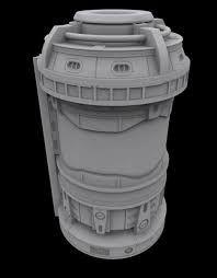 sci fi chamber - generator