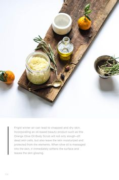 As we all know, winter can lead to peeling dry skin. This Orange Olive Body Scrub would not only remove dead skin cells, but also leave the skin deeply moisturized and soft. When olive oil is applied. Diy Body Scrub, Body Scrub Recipe, Diy Scrub, Homemade Scrub, Belleza Natural, Natural Cosmetics, Organic Recipes, Face And Body, Diy Beauty