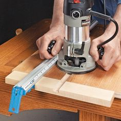 Super Simple Router Dado Guide | Woodsmith Tips
