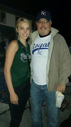 Grandpa L and Haleigh