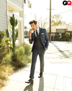 Adam Brody GQ May 2012