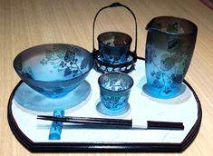 Beautiful Kitchens, Cool Kitchens, Top Gadgets, Diy Resin Crafts, Old Art, Glass Design, Aqua Blue, Glass Art, Table Decorations