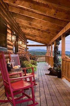 the isolation and rustic nature of log cabins have always appealed on
