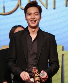 """Lee Min Ho's Bounty Hunters character is """"something he has never done before"""""""