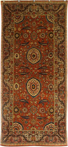 Tabriz rug - a reproduction of centuries old Tabriz whose images can be found ., A Tabriz rug - a reproduction of centuries old Tabriz whose images can be found ., A Tabriz rug - a reproduction of centuries old Tabriz whose images can be found . Iranian Rugs, Tabriz Rug, Persian Rug, Persian Carpet, Patterned Carpet, Carpet Runner, Rugs On Carpet, Runners, Rugs
