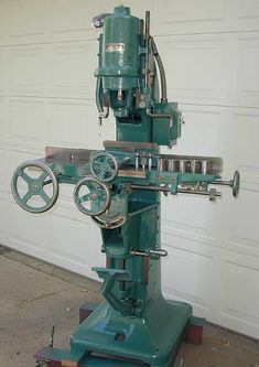 Oliver Machinery Co. - 91-D Mortiser