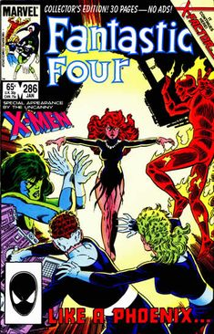Fantastic Four #286.