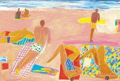 Paintings - Ken Done - Page 2 - Australian Art Auction Records Kendo, National Art, Art Sculpture, Flower Boys, Art Party, Aboriginal Art, Australian Artists, Beach Art, Art Auction