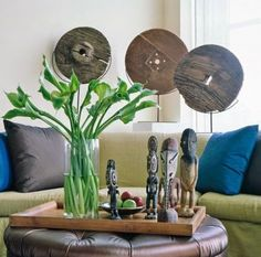 Accessorizing: Learning from a pro – Vicente Wolf | Home Interior ...