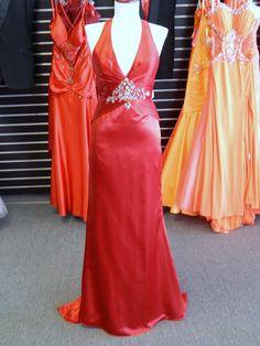 $99 - Size 4 - Red - Mystique