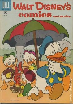 Walt Disney's Comics and Stories (1940 Dell/Gold Key/Gladstone) 201