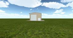 Cool 3D #marketing http://ift.tt/2fFRzbq #barn #workshop #greenhouse #garage #roofing #DIY