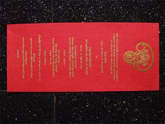 Ref Sumeshnie ( We can do any colour) www.weddingcards.co.za