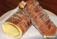 Gourmet Recipes, Cookie Recipes, Chimney Cake, Czech Recipes, Breakfast For Dinner, Strudel, Banana Bread, Main Dishes, Ale