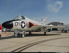 Douglas F-6A Skyray (F4D-1) aircraft picture