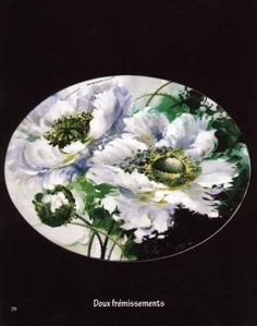 Catherine Bergoin - Filipe Pereira CB9 : Atelier Catherine Bergoin : décor porcelaine , vente, fournitures porcelaine, verre , peinture, livres, accessoires.
