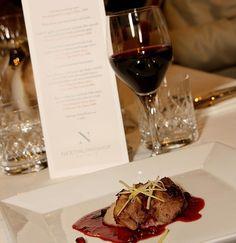 Food and Wine evening at Neethlingshof with Katinka van Niekerk