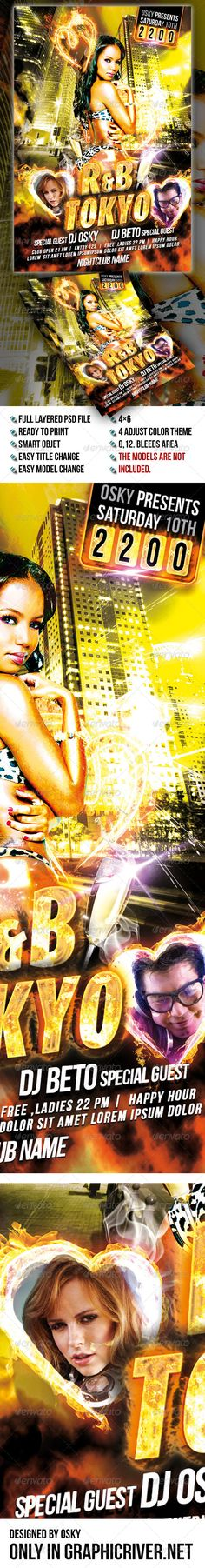 Urban Party Template ...  bright, city, club, concert, dark, disco, dj, event, friday, glow, glow and girls, gold, hip hip, hiphop, light, lights, modern, neon, new, night, party, r&b, rap, red, saturday, sexy, shine, up, urban