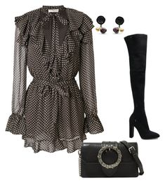 """""""Untitled #896"""" by mchlap on Polyvore featuring Zimmermann, Gianvito Rossi and Miu Miu"""