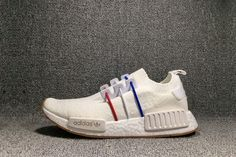 18d634408b405 Adidas NMD R1 France Boost BZ0298 White Release