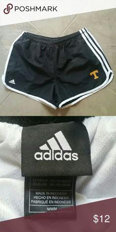 Black adidas rinning shorts Black Adidas Shorts