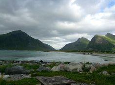 Norvegia,spiaggia
