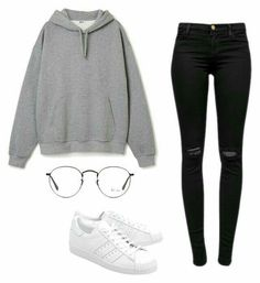 Outfits for teens, comfy school outfits, kpop outfits, sporty outfits, outf Teenage Outfits, Lazy Outfits, Tumblr Outfits, Teen Fashion Outfits, Sporty Outfits, Kpop Outfits, Mode Outfits, Outfits For Teens, Stylish Outfits