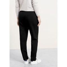 Pantalon avec bas zippé VIOLETA BY MANGO