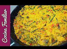 Arroz vegetariano. Recetas para dieta Guacamole, Quiche, Macaroni And Cheese, Grains, Curry, Breakfast, Ethnic Recipes, Food, Vitamins