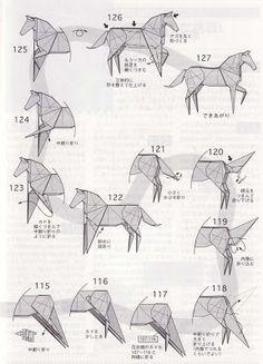 Blog con más de 500 diagramas para hacer origami