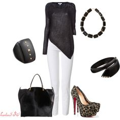 Correlating Jewelry, created by lala530 on Polyvore