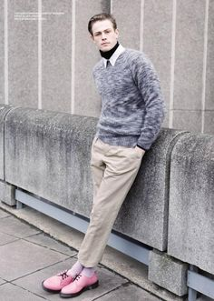 Menswear and style inspiration