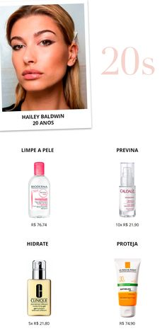 Perfumery and Cosmetics Beauty Care, Beauty Skin, Beauty Hacks, Hair Beauty, Hailey Baldwin, Philosophy Skin Care, Asian Makeup, Healthy Skin Care, Perfect Skin