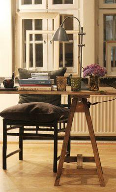 Hullaannu ja hurmaannu: Hentoa valoa, part IV Lighting, Table, Furniture, Home Decor, Decoration Home, Light Fixtures, Room Decor, Lights, Home Furniture