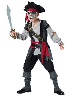Zombie Pirate - InCharacter Costumes                                                                                                                                                                                 More