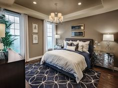Beau First Floor Master Bedroom