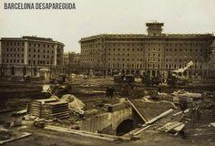 plaça espanya, exposicion universal 1929.