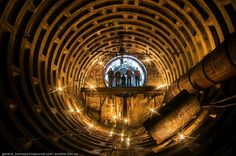 Command Bunker of the Kiev Underground - English Russia Underground Caves, Vaulting, Bunker, Cyberpunk, Russia, Interesting News, Cold War, English Language, Buildings