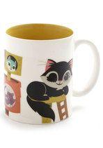 Meow You See Me Mug | Mod Retro Vintage Kitchen | ModCloth.com