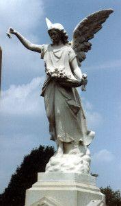 Begraafplaats Mount Vernon in Philadelphia USA