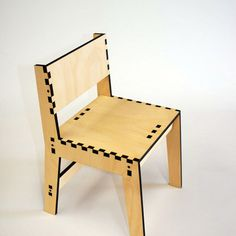 Make your own toys - Pepe Chair 2yrs 02
