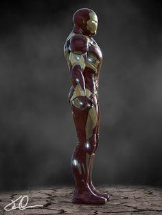 Tony Iron Man, Iron Man Stark, Iron Man Suit, Iron Man Armor, Iron Man Wallpaper, Marvel Wallpaper, Marvel Comics Art, Marvel Avengers, Mark 46