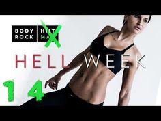 BodyRock HiitMax | Workout 70 - Arms & Abs & Endurance - YouTube