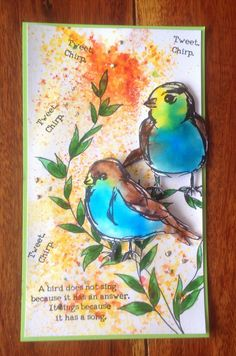 Zoeblingcards: A few makes from my last couple of weeks